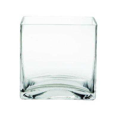 6 X 6 X 6 Cube Vase 8pcs