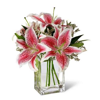 4 X 3 X 6 Rectangle Clear Glass Vase 12pcs
