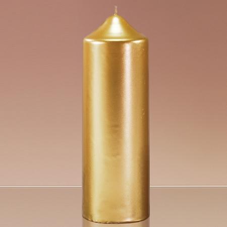 2 8 Inch X 8 Inch Metallic Candles Bulk Metallic
