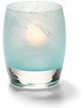 Arctic Jewel Seafoam votive holder