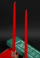 Red Taper Candles (72pcs)