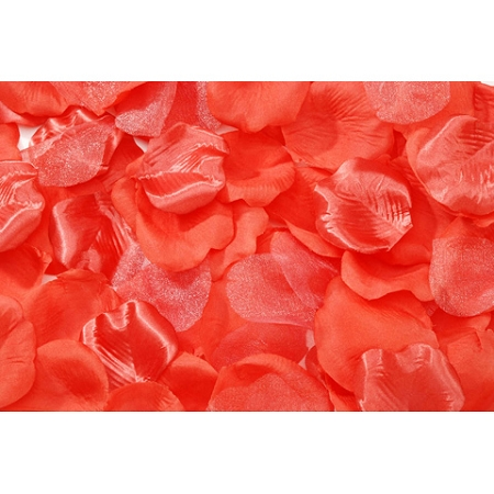 Coral silk flower petals 100pcsbag quick view mightylinksfo