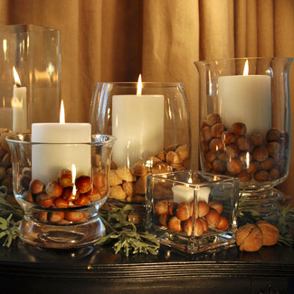Delicious Decor Candles For Christmas