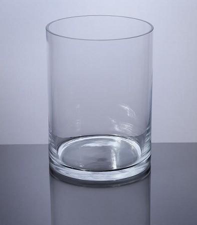 5 X7 Inch Cylinder Vase Bulk Glass Vase Quality Thick Glass