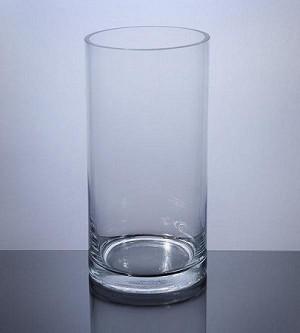 7 Quot X 18 Quot Clear Cylinder Vase 4pcs