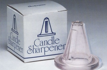 Candle Sharpener
