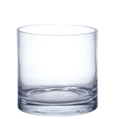5x5 Cylinder Vase Cheap Glass Vase Wholesale Cylinder Vase