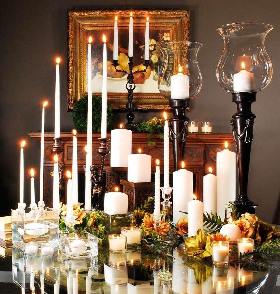Whole Bulk Candles